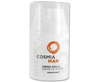 COSMIA Man Crema facial hidratante energizante 50 Mililitros
