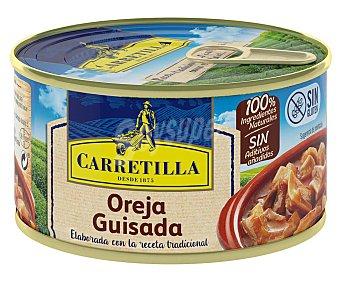 Carretilla Oreja guisada 370 g