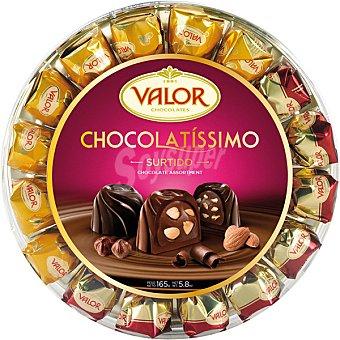 VALOR Chocolatíssimo Bombones surtidos Envase 165 g