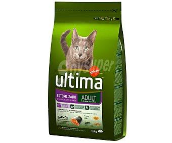 Ultima Affinity Comida para Gatos Esterilizados Ultima Salmón 1500 gr