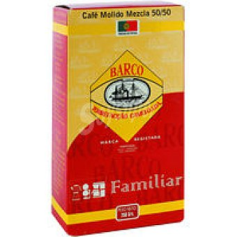 Café molido mezcla 50/50 Paquete 250 g
