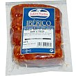 Chorizo ibérico fresco peso aproximado Bolsa 300 g Julian martin