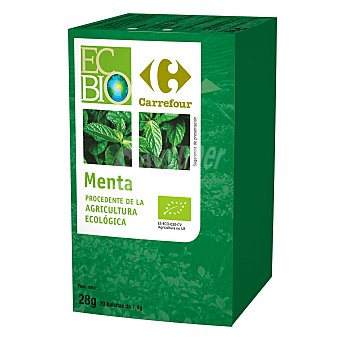 Carrefour Bio Menta 20 ud