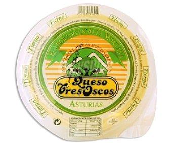 Tres Oscos Queso tierno de Asturias 750 Gramos