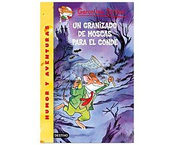 Destino Gerónimo Stilton: Un granizado de moscas para el conde, vv.aa, género: infantil, editorial:
