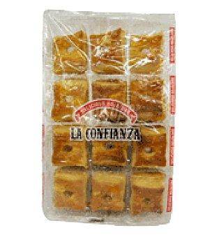 La Confianza Hojaldres de miel 400 g