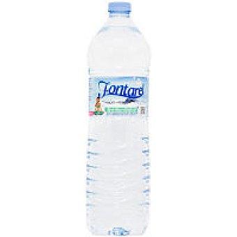 Fontarel Agua Mineral Natural 5L