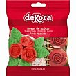 Rosas de azúcar Pack 1 ud Dekora