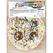 Pizza finezza melenzana Envase 250 g Casa Bona