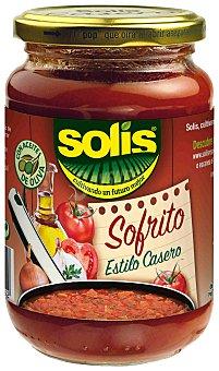 SOLIS Sofrito de tomate estilo casero  frasco 340 g
