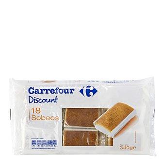 Carrefour Discount Sobaos Bolsa de 18 uds