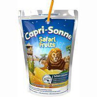 Capri Sonne Refresco de fruta tropical Bolsa 20 cl