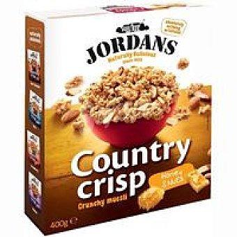 Jordans Country crisp con miel y nueces 400g 400g
