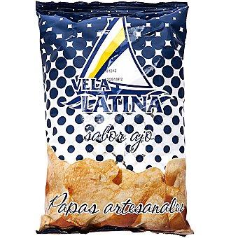 LA VELA LATINA Patatas fritas al ajillo bolsa 150 g Bolsa 150 g