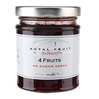 Belberry Confitura 4 frutas sin azúcar 225 g