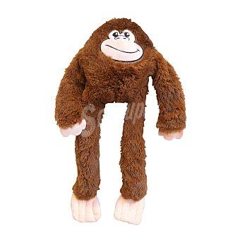 Gloria Peluche para perro mono con nudo y sonido 1 unidad