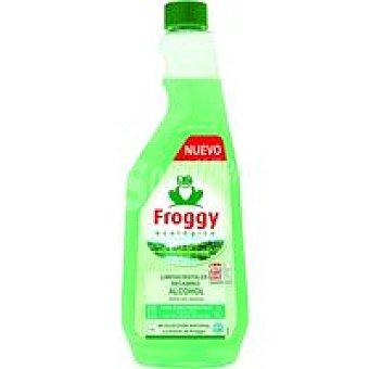 Frosch Limpiacristales ecológico 750 ml