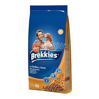 Brekkies Affinity Comida perro cordero 15 kg