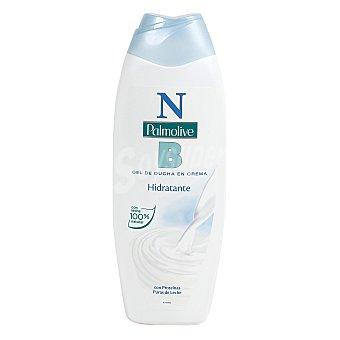 NB Palmolive Gel de ducha en crema - Hidratante con Proteínas Puras de Leche 600 ml