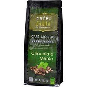 CAFÉS EGUIA Café molido chocolate menta 250 grs
