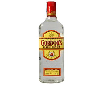 Gordon's Ginebra Botella 70 cl