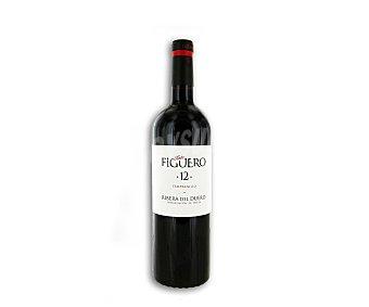 Figuero 12 Vino tinto crianza Botella de 75 centilitros
