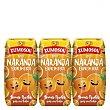 Zumo de naranja Pack de 3 briks de 20 cl Zumosol