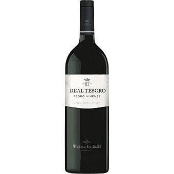 Real Tesoro Vino viejo dulce Pedro Ximénez DO Jerez Botella 75 cl