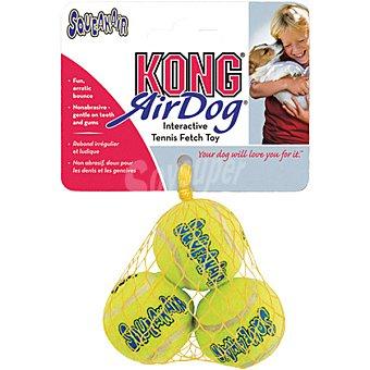 KONG Pelota pequeña para perros Bolsa 3 unidades