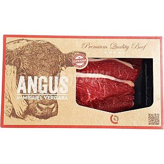 Miguel Vergara Tapilla de angus fileteada formato skin peso aproximado Bandeja 250 g