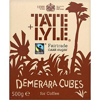 Tate + Lyle Demerara azúcar moreno en terrones Paquete de 500 g