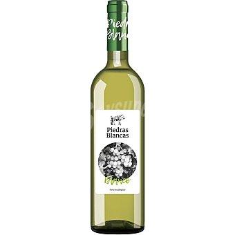 PIEDRAS BLANCAS Vino blanco ecológcio DO Granada Botella 75 cl