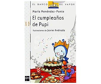 Editorial SM El cumpleaños de Pupi 1 unidad