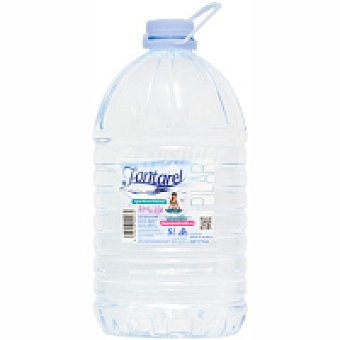 Fontarel Agua sin gas Garrafa 5L