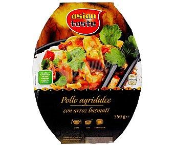 Casa Westfalia Pollo con salsa agridulce y arroz basmati 350 g