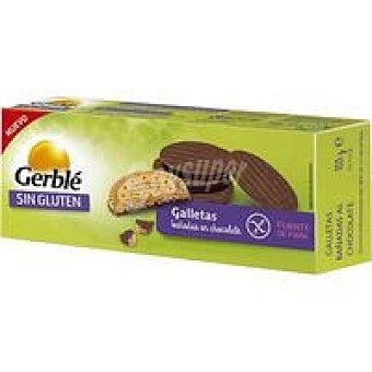 Gerblé Gerblé Galletas bañadas en chocolate sin gluten 105g 105g