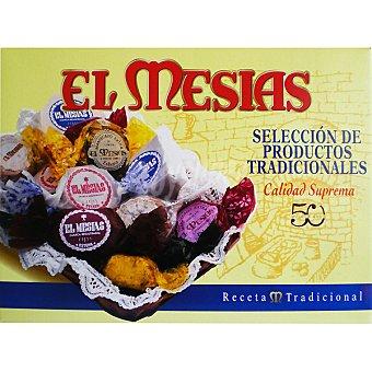 EL MESIAS Selección de productos tradicionales estuche 800 g g