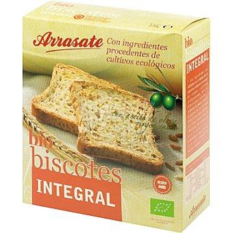 Arrasate Biscotes integrales ecológicos Paquete 270 g