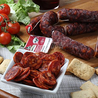 """La Encina Chorizo extra en cuerdas curado picante de """"El Bierzo"""" 3000.0 aprox"""