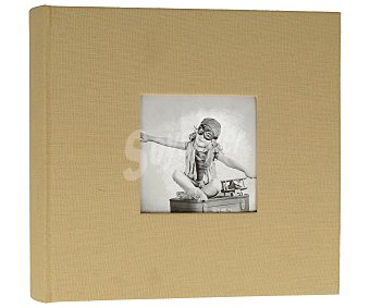 Hofmann Albúm con tapas de cartulina e imagen en su portada, capacidad para 200 fotos tamaño 10x15 hofmann