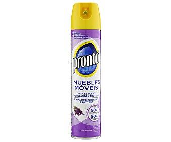 Pronto Limpia mueble perfume Spray 250 ml