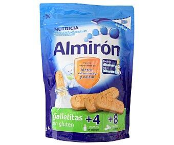 Almirón Nutricia Galletitas sin gluten, a partir de 4 meses en biberón y a partir de 8 meses entera 180 g
