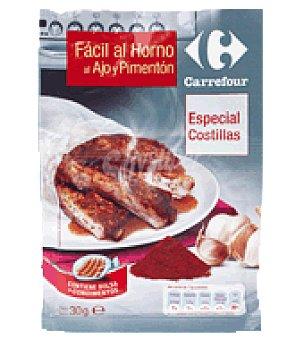 Carrefour Fácil Al Horno costilla 30 g