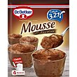 3,2,1 preparado para mousse de chocolate 4 raciones estuche 73 g estuche 73 g Dr. Oetker