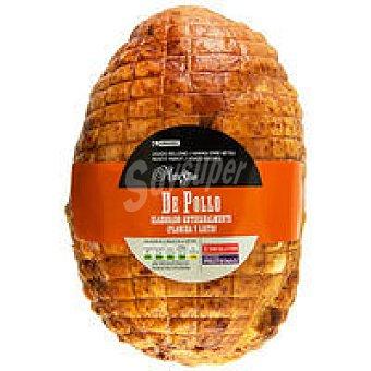 Eroski Asado artesano relleno de pollo Maestro al corte 0,20kg