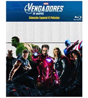 VENGADORES Pack colec (6BR)