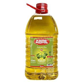 Abril Aceite de oliva suave 0,4º Garrafa 3 l