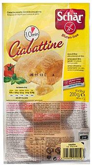Schär Pan chapata - Sin Gluten 200 g