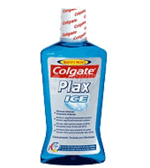Colgate Enjuague Plax Ice 500 ml