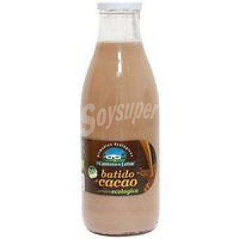 El Cantero de Letur Batido ecol. de cacao Botella 1 litro